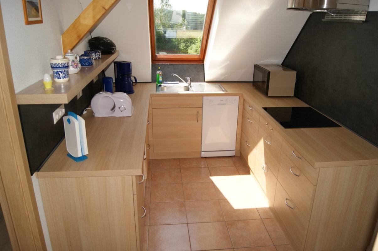 Kleine Kuche U Form Dachgeschoss ~ Haus Design und Möbel Ideen